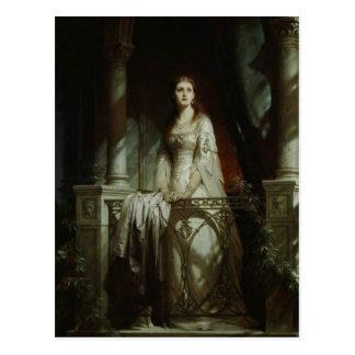 Carte Postale Juliet de William Shakespeare