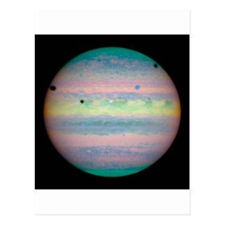 Carte Postale Jupiter