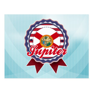 Carte Postale Jupiter, FL
