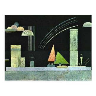 Carte Postale Kandinsky - au repos