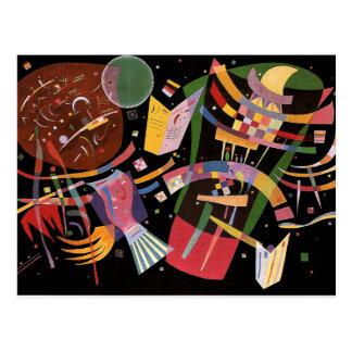 Carte Postale Kandinsky - composition X