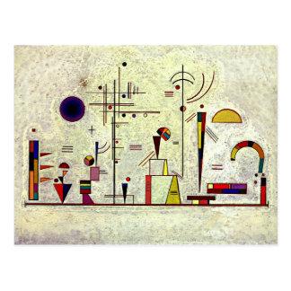 Carte Postale Kandinsky - Sérieux-Amusement