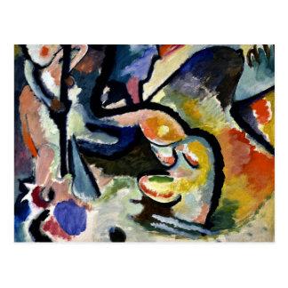 Carte Postale Kandinsky - St George III