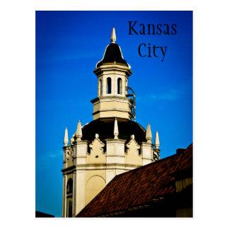 Carte Postale Kansas City