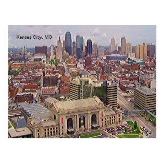 Carte Postale Kansas City, région commémorative de liberté