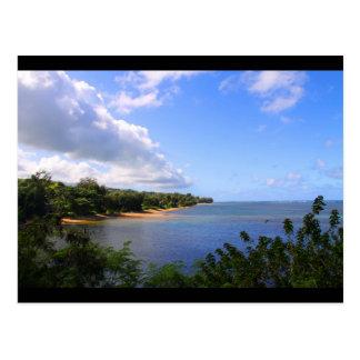 Carte Postale Kauai