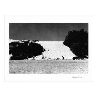Carte Postale Kauai, Hawaï - vue des sables d'écorcement
