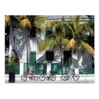 Carte Postale Key West historique