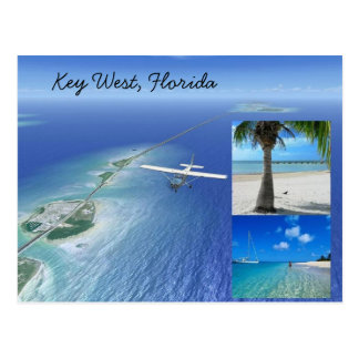 Carte Postale Key West, la Floride