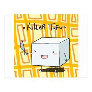 Carte Postale Killer_Tofu_by_Kirillee.jpg