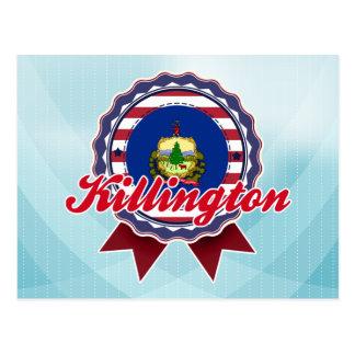 Carte Postale Killington, VT