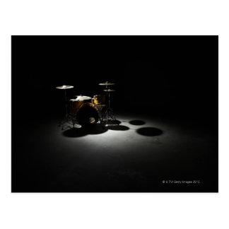 Carte Postale Kit 2 de tambour