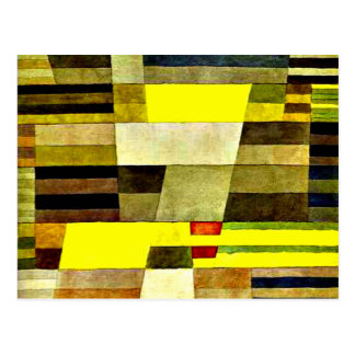 Carte Postale Klee - monument