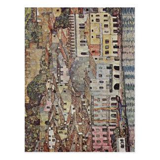 Carte Postale Klimt, Gustav Malcesine AM Gardasee Italiano :