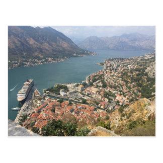 Carte Postale Kotor, Monténégro