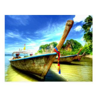 Carte Postale Krabi Thaïlande
