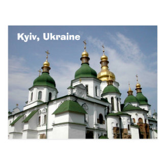 Carte Postale Kyiv, Ukraine