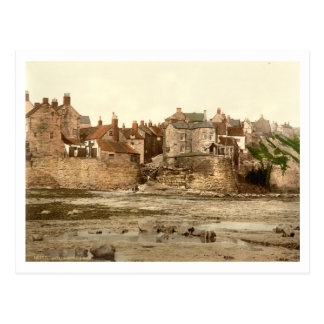 Carte Postale La baie II, Whitby, Yorkshire, Angleterre de Robin