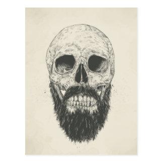 Carte Postale La barbe n'est pas morte
