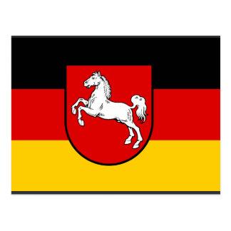 Carte Postale La basse-saxe, Allemagne