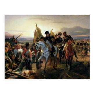 Carte Postale La bataille de Friedland, le 14 juin 1807