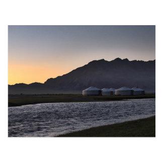Carte Postale La belle Mongolie