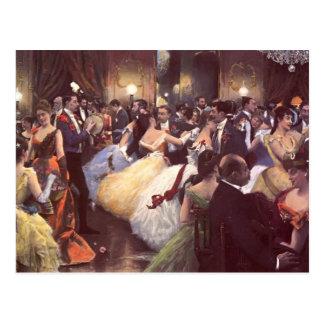 Carte Postale La boule par Jules LeBlanc Stewart