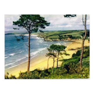 Carte Postale La Bretagne, littoral