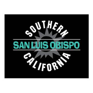 Carte Postale La Californie du sud - San Luis Obispo