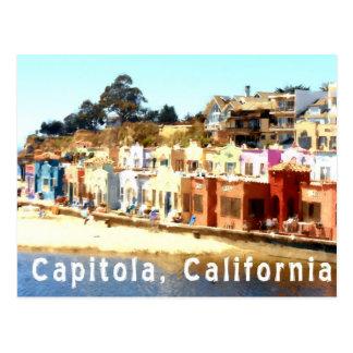 Carte Postale La Capitola-Californie