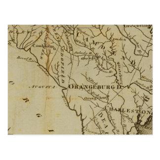 Carte Postale La Caroline du Nord 8