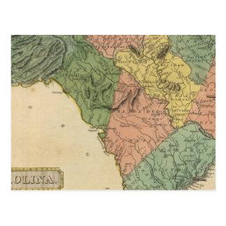 Carte Postale La Caroline du Sud 8