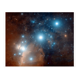 Carte Postale La ceinture d'Orion