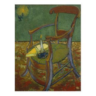 Carte Postale La chaise de Gauguin