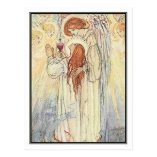 Carte Postale La chanson des martyres par Florence Harrison