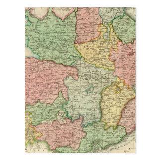 Carte Postale La Chine 9