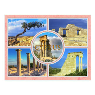 Carte Postale La Chypre