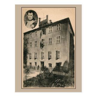 Carte Postale La Corse, lieu de naissance de napoléon
