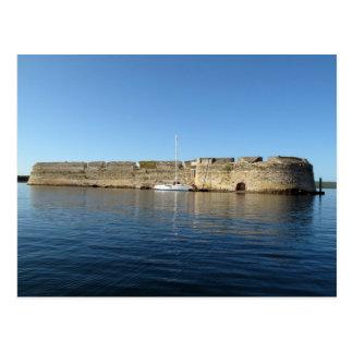 Carte Postale La Croatie - forteresse de St Nikola