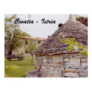 Carte Postale La Croatie - Istria