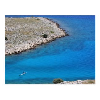 Carte Postale La Croatie - Mer Adriatique