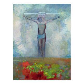Carte Postale La crucifixion, c.1910