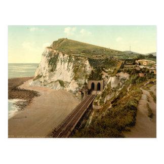Carte Postale La falaise de Shakespeare, Douvres, Kent,