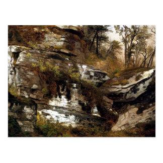 Carte Postale La falaise rocheuse de Catskills - Durand
