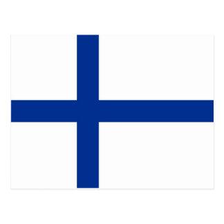 Carte Postale la Finlande