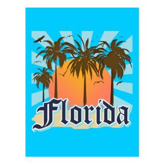 Carte Postale La Floride le Floride Etats-Unis