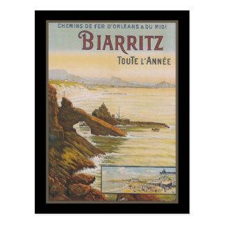 Carte Postale La France Biarritz