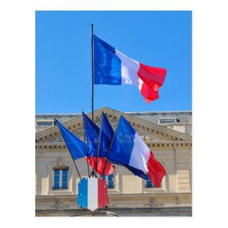 Carte Postale La France de vivats