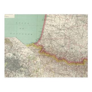 Carte Postale La France du sud