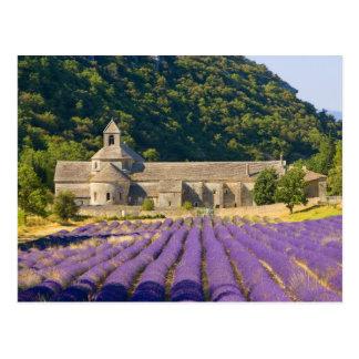 Carte Postale La France, Gordes. Monastère cistercien de